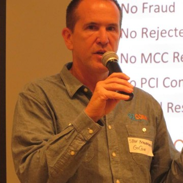 Steve Beauregard, CEO of Gocoin