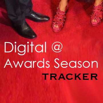 Digital @ Awards Tracker