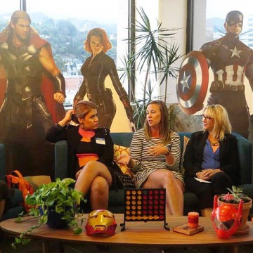 Digital LA - Superheroes Go Digital