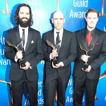 WGA Awards winners